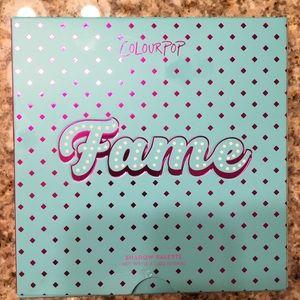 Colourpop Makeup - Brand New Colourpop Fame Palette